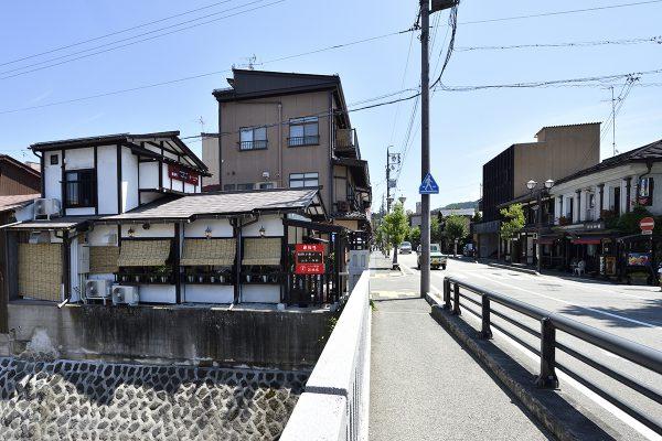 キッチン飛騨筏橋店 店舗