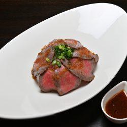 肉の日限定ローストビーフ丼