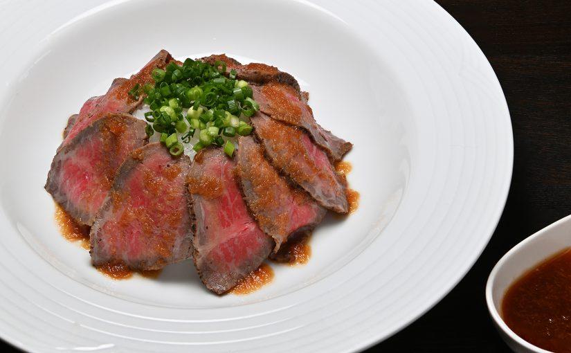 【ローストビーフ丼】12/29も20食限定でご提供!