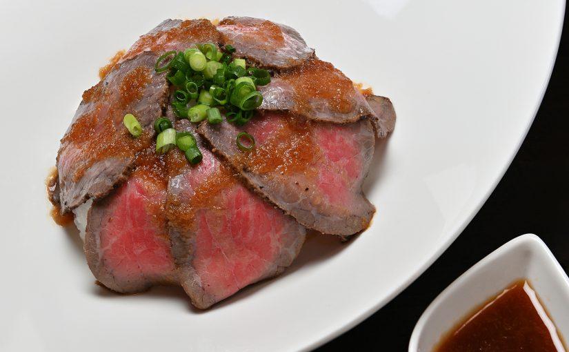 11/29「いい肉の日」限定!ローストビーフ丼ご用意いたします!
